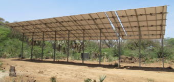 Solar Energy Lights Up Remote Village In Nanyuki County