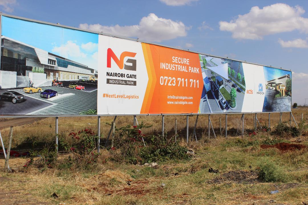 Nairobi Gate Industrial Park Launched Talk Africa